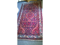 Persian Rug for sale due to redecorating. £100 ono