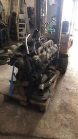 Perkins v8 510 engine suit tractor puller
