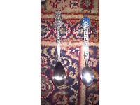 Collectable Spoons - Boxed