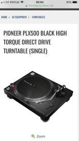 Pioneer turntable