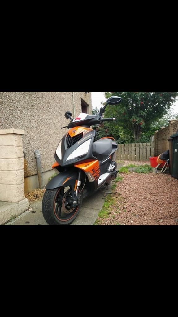 Peugeot speed Fight 3 125cc First owner