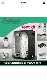 COMPLETE HYDROPONIC GROW TENT BARGAIN