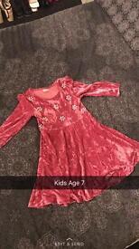 Kids Age 7 dress