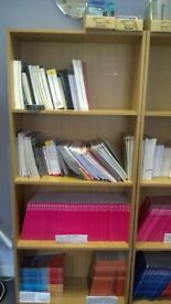 book cases, desks and white boards available in Hove - Great condition