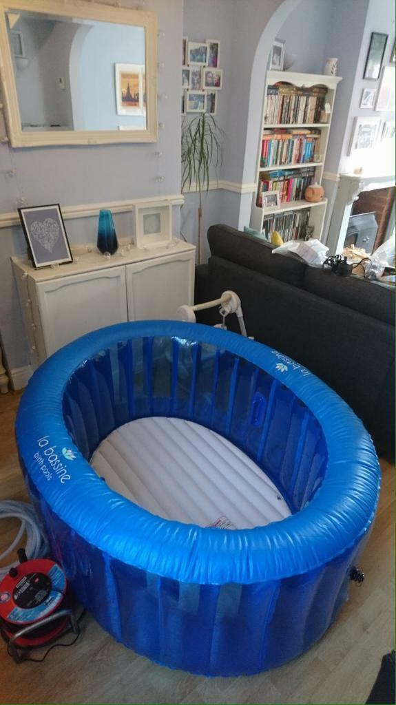 New La Bassine Birth Pool