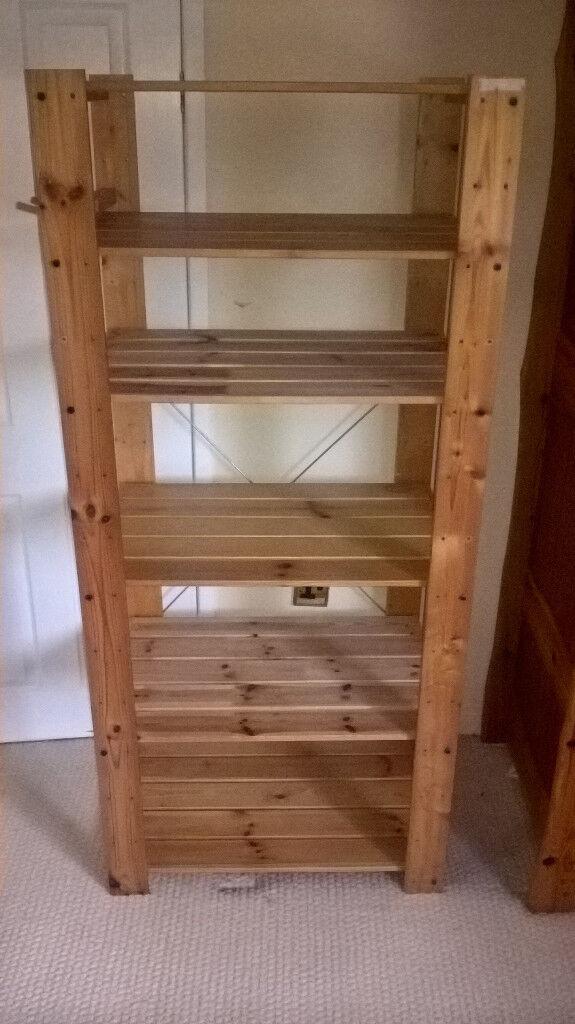 Groovy Ikea Wood Shelves Hejne Download Free Architecture Designs Viewormadebymaigaardcom