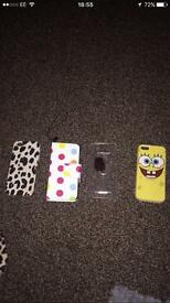 iPhone 5s case bundle