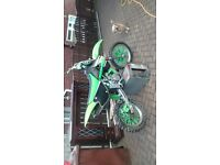Kx 85 05 well looked after many trick bits £950 ovno
