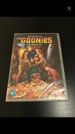 The Goonies DVD - brand new