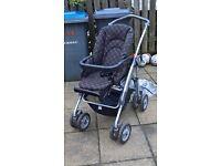 Mamas and Papas MPX Travel System - Pram / Pushchair / Travel Cot / Car Seat etc