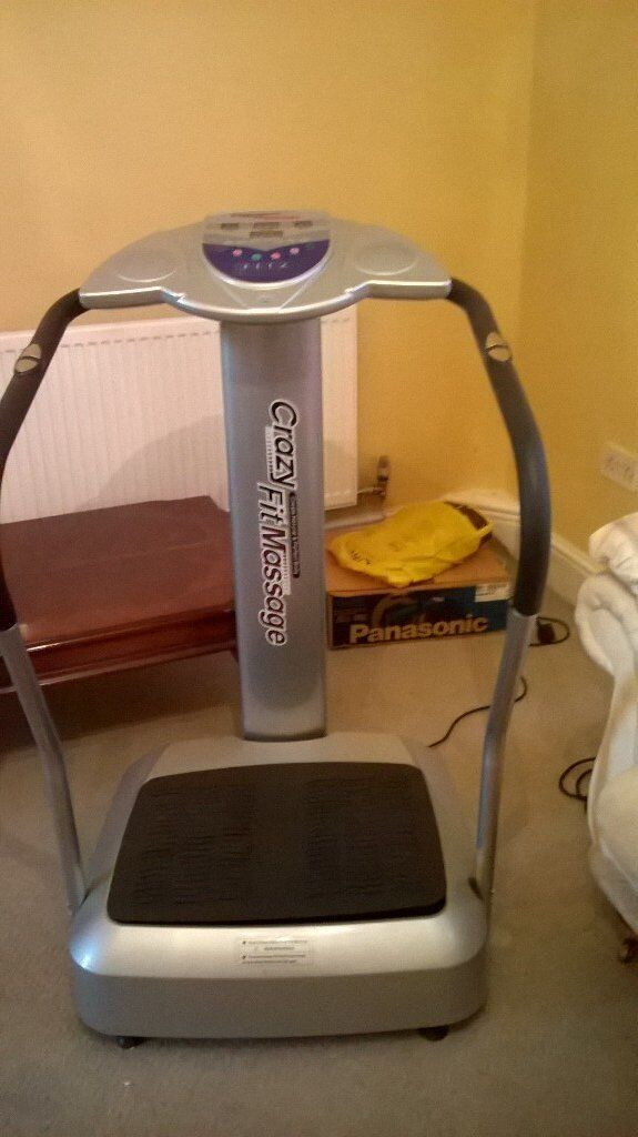 gym size vibration plate very powerful and very good condition