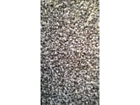 New rug colour dark grey and brown 6 ft 10 ins x 3 ft 6 ins £24
