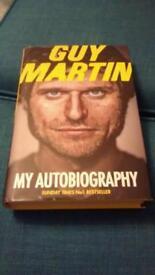 Guy Martin book