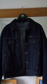 Men's Ben Sherman Denim Jacket - Brand New - size medium