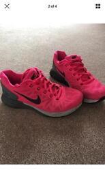Ladies size 3.5 Nike Lunar Glide 6 Trainers
