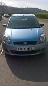 Ford Fiesta Style low mileage and full service history