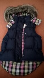 Marks & Spencer Childs Body Warmer's ( x 2 - priced and sold separately )