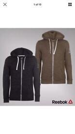 Reebok hoodie men's