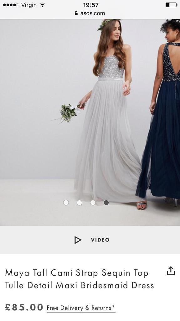 b0bdcc3c05d ASOS MAYA bridesmaids dresses