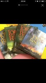 Books about Lord of the rings films