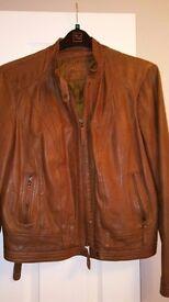 Real Leather Ladies Jacket