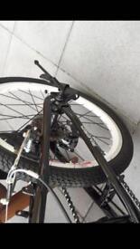 New Folding bike