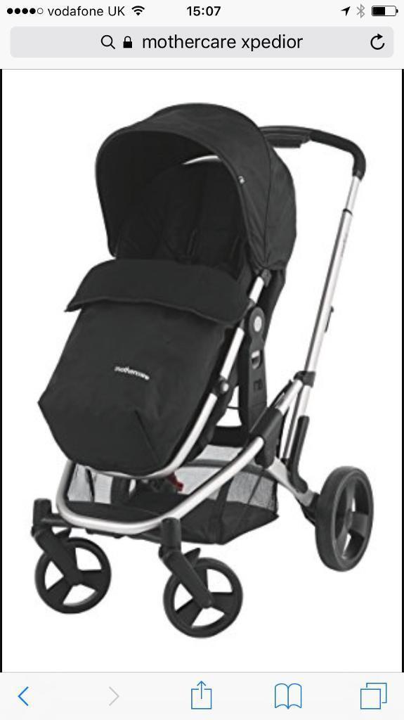 Mother care xpedior 4 wheeler