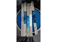 Set of brand new drumsticks for sale