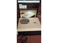 FAN HEATER 2000W GLEN MINI CLUB 2000. New in its box.