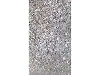 New dark beige 9 ft x 6 ft 6 ins