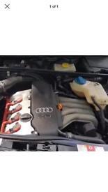 Audi a4 2.0 fsi engine AWA engine code