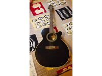 Takamine D51C acoustic guitar