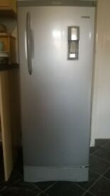 Fridge freezer with cold drink dispenser £35