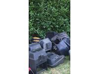 Job lot grass boxes