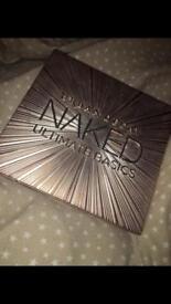 GENUINE Naked ultimate classics eyeshadow palette