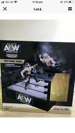 Aew wwe ring with no Cody figure