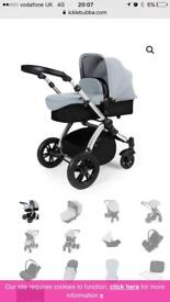 BRAND NEW boxed ickle bubba travel system