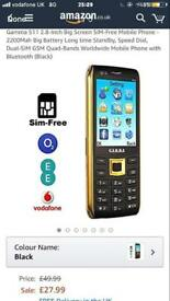 SIM free cellphone