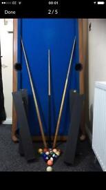 Rileys Snooker/Pool Table
