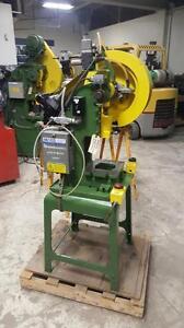 punch press 7.5 ton air cluch air brake