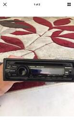 Sony CDX GT26 stereo good condition