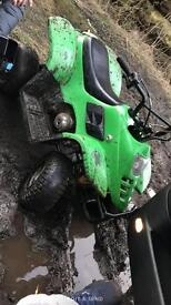 50cc quad with gears