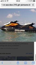 Seado 215 GTR jetski
