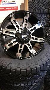 "Brute Wheel Rim Truck Rim 17"" 18"" 20"" MPI FINANCE AVAILABLE Chevrolet Silverado GMC Sierra Ford F-150 Dodge Ram"