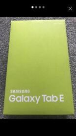 Samsung Galaxy Tab E 9.6 Inc Black