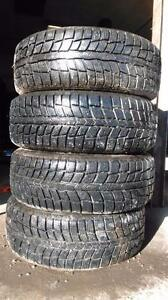 225 60 16 - set of 4 winter tires