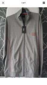 "Brand new hugo boss black label jacket large 21"" p2p"