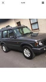 2004 Landrover discovery pursuit td5 7 seater