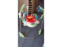 nearly NEW Fisher-Price Jumperoo. at B14
