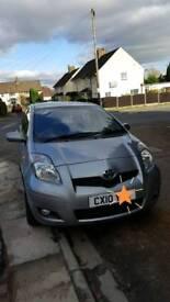 Toyota Yaris 1.4 D4D Diesel Full MOT £20 Tax
